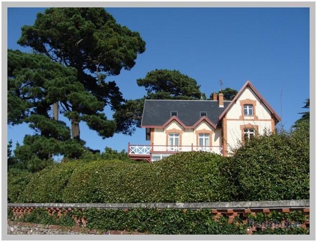 Roche Gann ou La Villa Marguerite