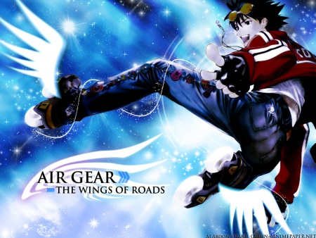 Air Gear - OAV