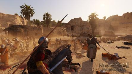 NEWS : Mount and Blade 2 : Bannerlord, E3 et présentation*