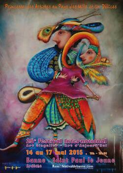 Bann'art 2015 - 25ème édition