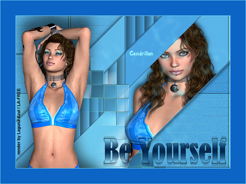 Be Yourself - Astrid Design