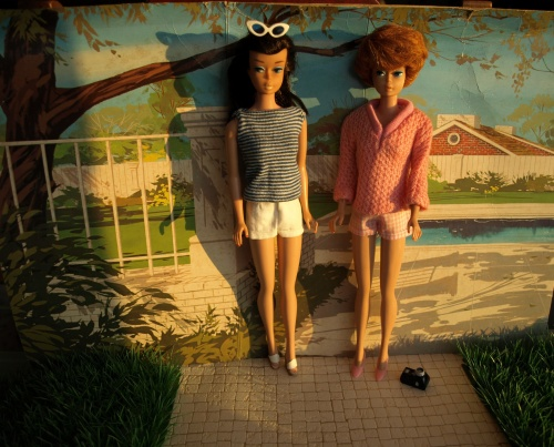 Barbie vintage : Vacation Time