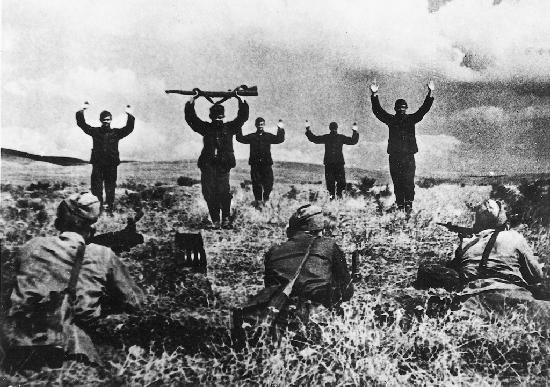 La guerre sur le front russe, 1943