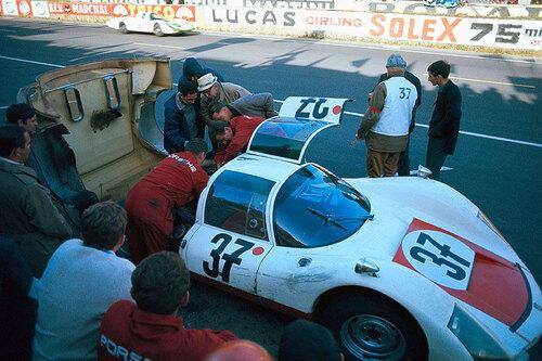 Porsche Le Mans (1966-1967)