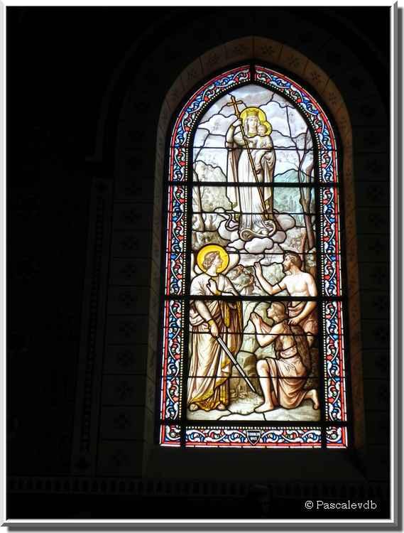 Bordeaux - Eglise Sainte Marie de la Bastide