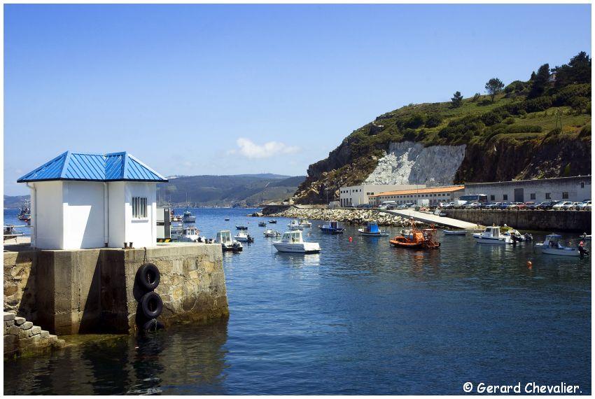 Malpica de Bergantiños (Galice) - Le Port #2
