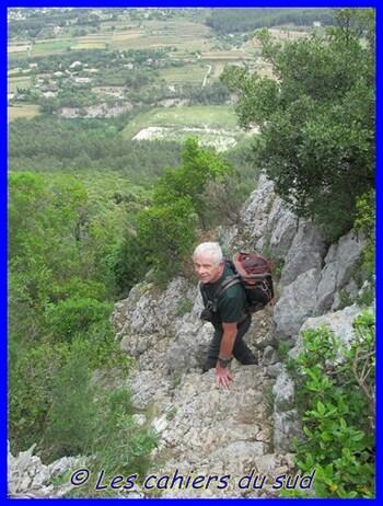 Var, la grotte du Garou