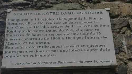 Notre Dame de la Vouise (Isère)