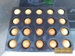 Moelleux fondants au chocolat blanc & noix de coco (sans matière grasse ajoutée)