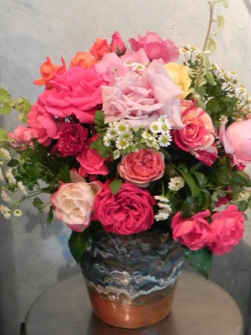 Les bouquets