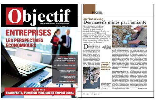 Juin 2012 Magazine Objectif