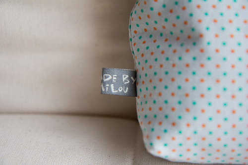 Mylène - Couture : Petite pochette zippée