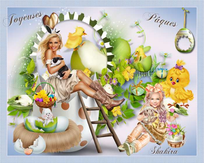 Très bon weekend de Pâques
