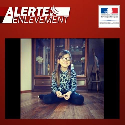 Alerte enlèvement : la petite Berenyss, 7 ans, a disparu