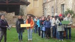 Les 9e rencontres du GRAINE (éducation à l'environnement) ont lieu à Saint-Antoine l'Abbaye