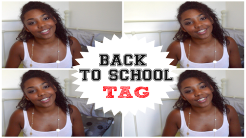 TAG BACK TO SCHOOL - BTS 2015 + BLOOPERS