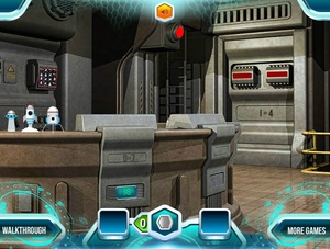 Jouer à Space base escape