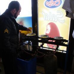 13 - Iran : Tabriz a Kashan