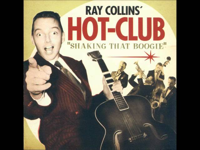 ray collins hot club down in hell