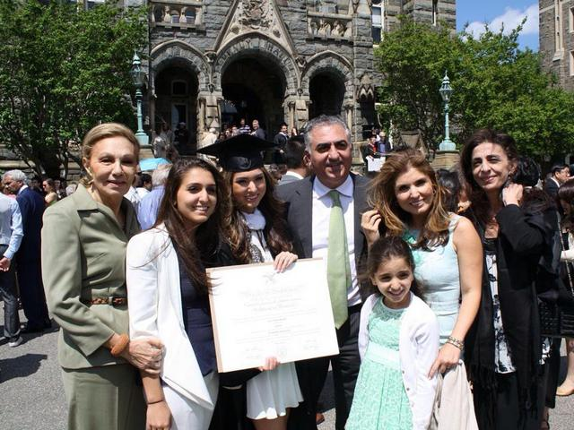 Le diplôme de Noor