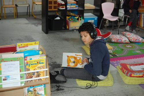 Le centre d'écoute