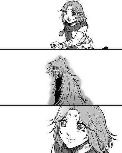 Fanfiction Saint Seiya