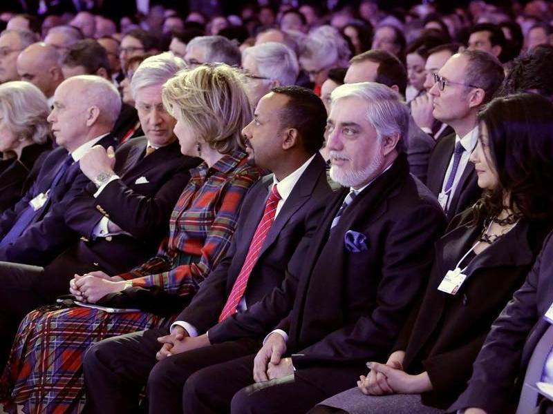 A Davos