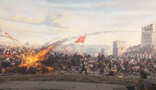 Le patrimoine mondial de l'Unesco : Les zones historiques d'ISTANBUL - Turquie - 1ere partie