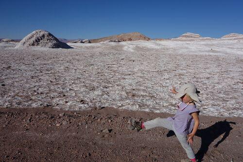 7 au 11 octobre - San Pedro de Atacama - Repos bien mérité...