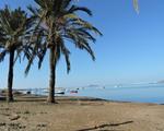 plage côté mar menor