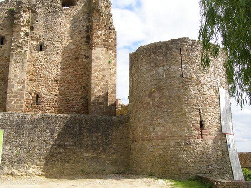 Sainte Suzanne - Mayenne 53