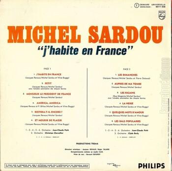 Michel Sardou, 1970