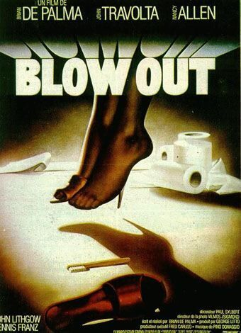 BLOW-OUT BOX OFFICE FRANCE 1982