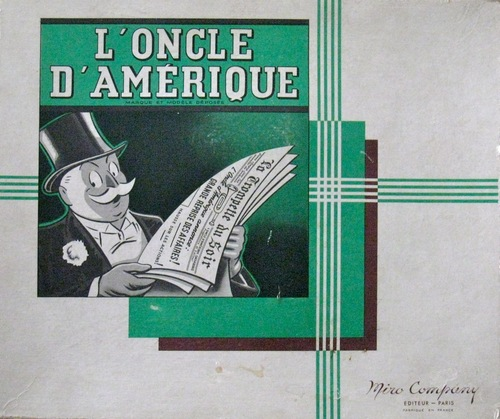 L'oncle d'Amerique