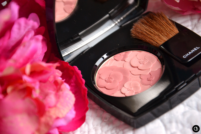 Le Blush Camélia Rosé de Chanel