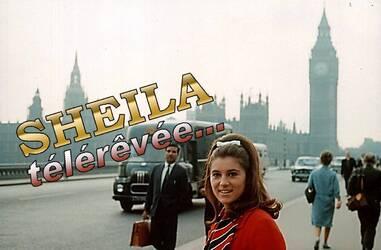 22 septembre 1966 / Sheila à Londres...