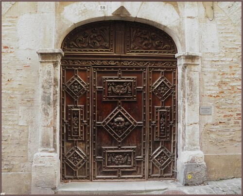 Portes anciennes de Cahors