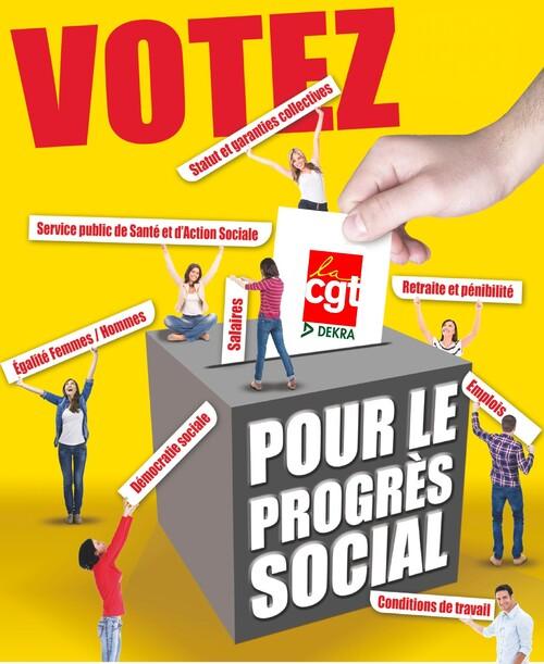 VOTEZ CGT DEKRA