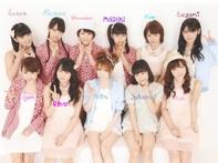 Morning Musume Memners