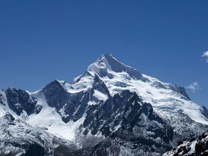 Chaînes de montagnes: Cordillère des Andes