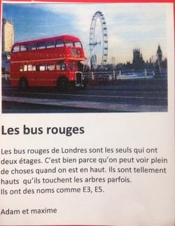 Ce que nous aimons à Londres