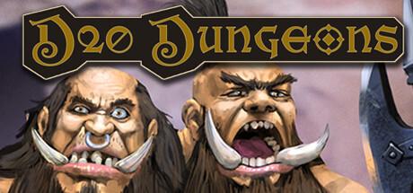 VIDEO : D20 Dungeons par Delastone et Killpower