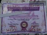 mon joli certificat ^^