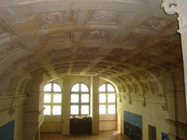 Chambord, salles du second étage 3