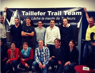 Weekend stage avec le Taillefer Trail Team