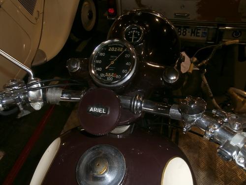 La moto du mois d'Avril 2016