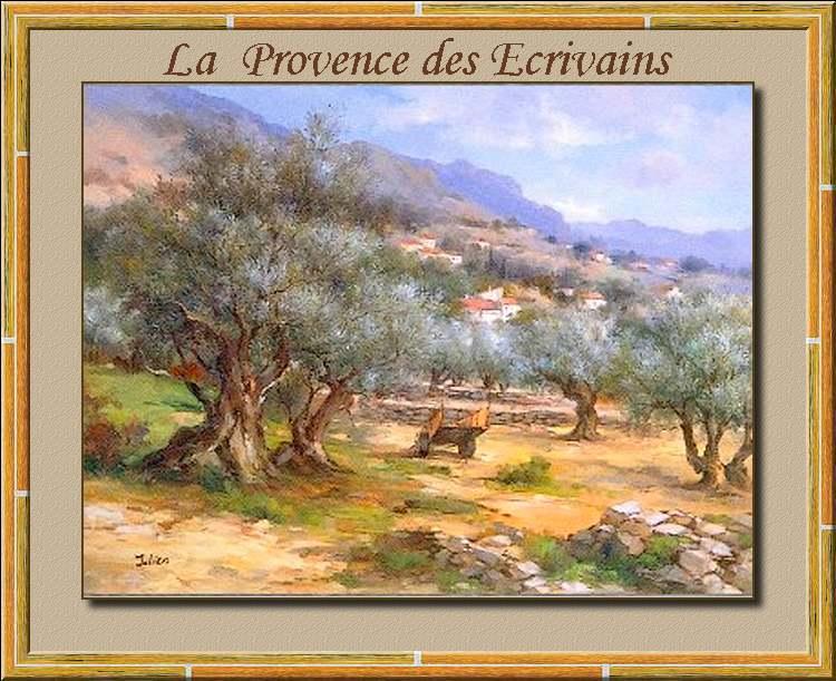 La Provence des Ecrivains