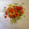 Sylvie bouquet champêtre