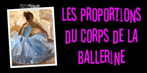 Dessin et peinture - vidéo 3257 : Comment dessiner (les proportions) et peindre une ballerine (danseuse) 1/3 ? toutes les techniques.