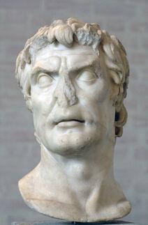 Pseudo-«Sylla», copie d'époque augustéenne, Glyptothèque de Munich.